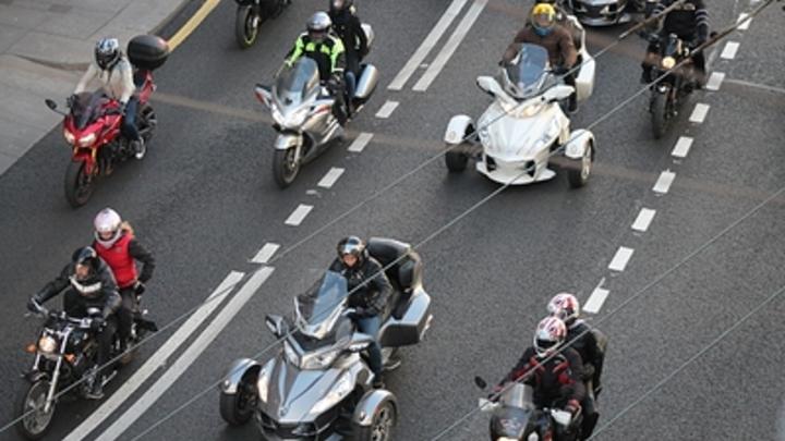 За сутки в Забайкалье мотоциклистов-нарушителей оштрафовали 619 раз