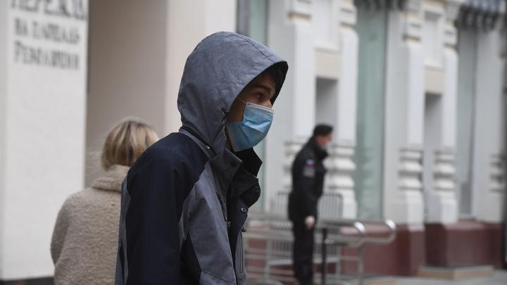 Мы получим вал заболеваний: Эксперт РАН предупредил о последствиях собянинского карантина