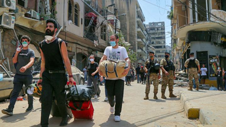 Что-то нереальное началось: Во взорванном Бейруте запахло революцией