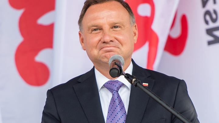 Киев выразит протест Польше?: Дуда отказал Украине в праве на Крым - политолог