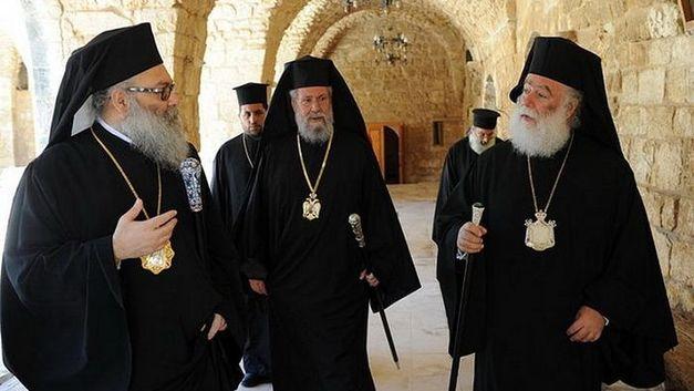 Предстоятели четырёх Поместных Церквей объединились, чтобы защитить православных на Украине