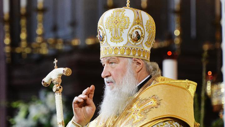 Вам дан исторический шанс: Патриарх Кирилл поздравил Владимира Зеленского с победой на выборах