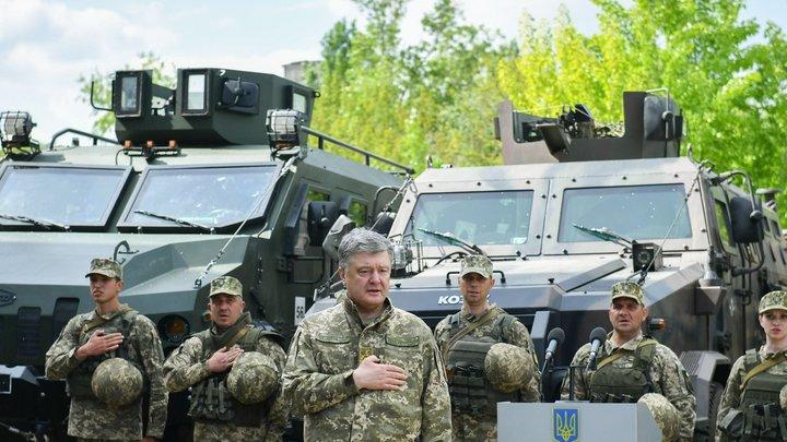 У него же день поражения: В Твиттере объяснили оскорбления Порошенко в адрес Бессмертного полка