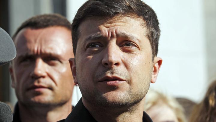 Зеленского призвали порвать с МВФ, потому что он в доле с украинскими коррупционерами