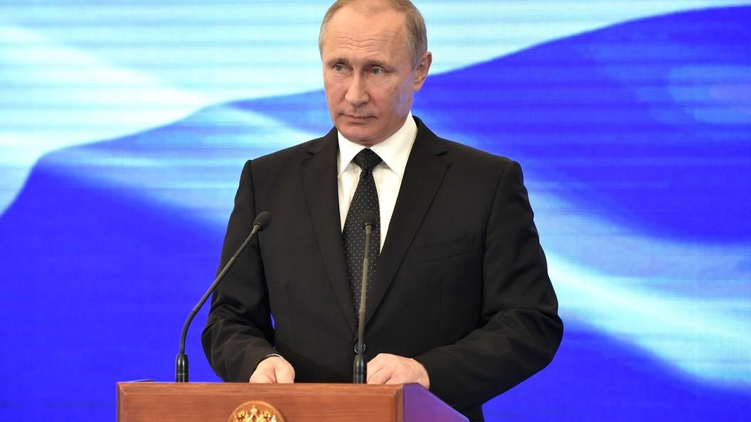 В Киеве случилась истерика из-за визита Путина в Севастополь