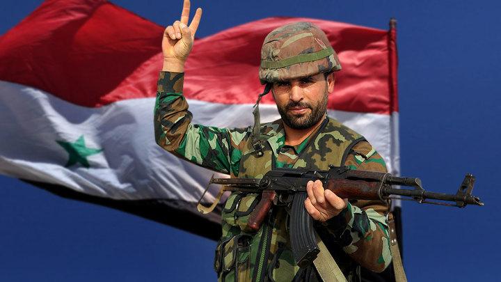 США клацают зубами, но Сирия продолжает отбирать свои пяди и крохи у бандитов