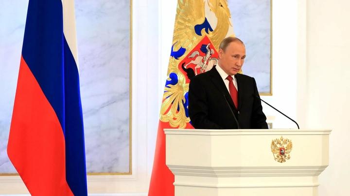 Не угрозами мериться, а взаимодействовать: Путин призвал США вместе бороться с терроризмом