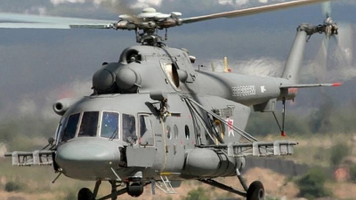 Ми-8 рухнул из-за непогоды - видео: Названы причины крушения вертолета в Чечне