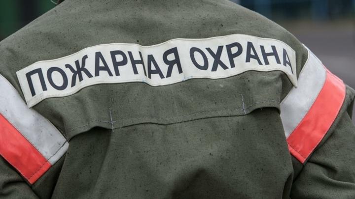 Общежитие КузГТУ на улице Мичурина загорелось в Кемерове