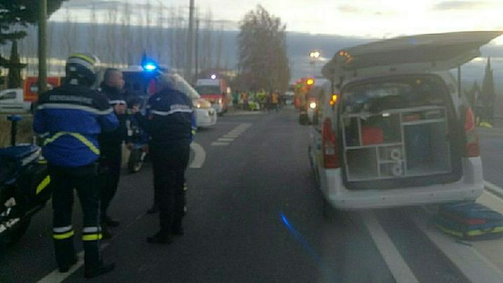В Подмосковье разбился автобус, есть погибшие