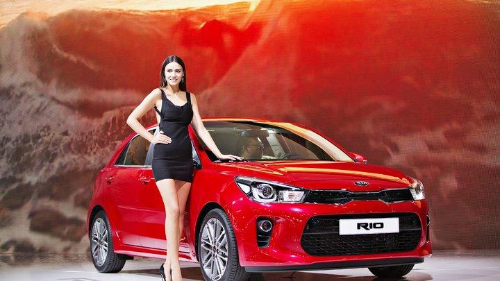 Kia Rio осталась на вершине топа наиболее продаваемых автомобилей в России