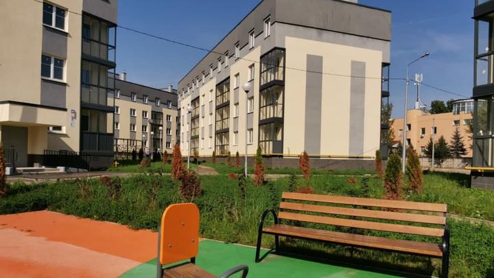Четыре проблемных дома ЖК Изумрудная долина достроили в Одинцовском округе