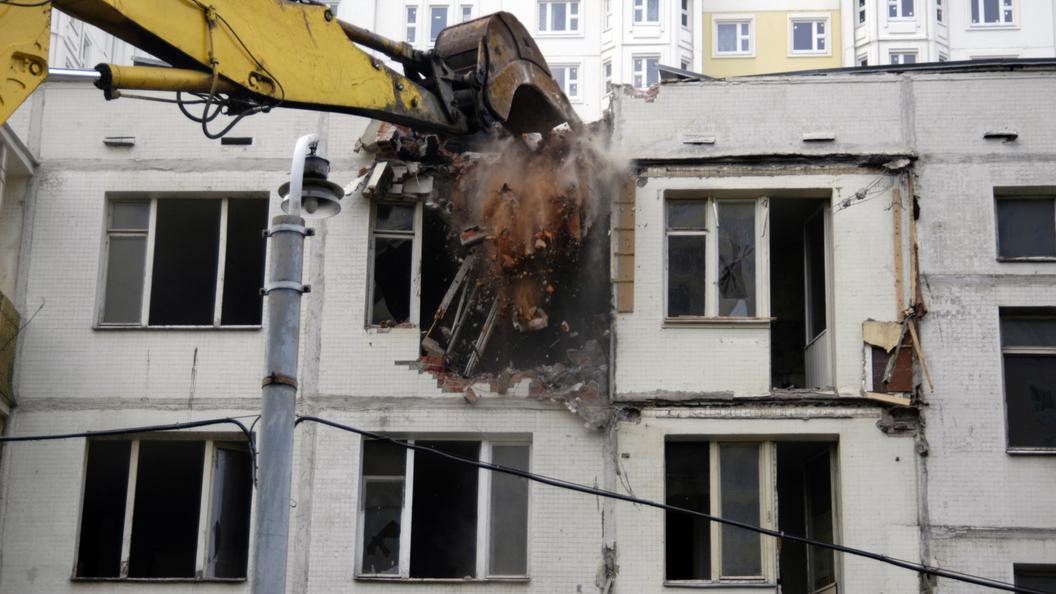 Совет Федерации принял закон о реновации жилья в Москве