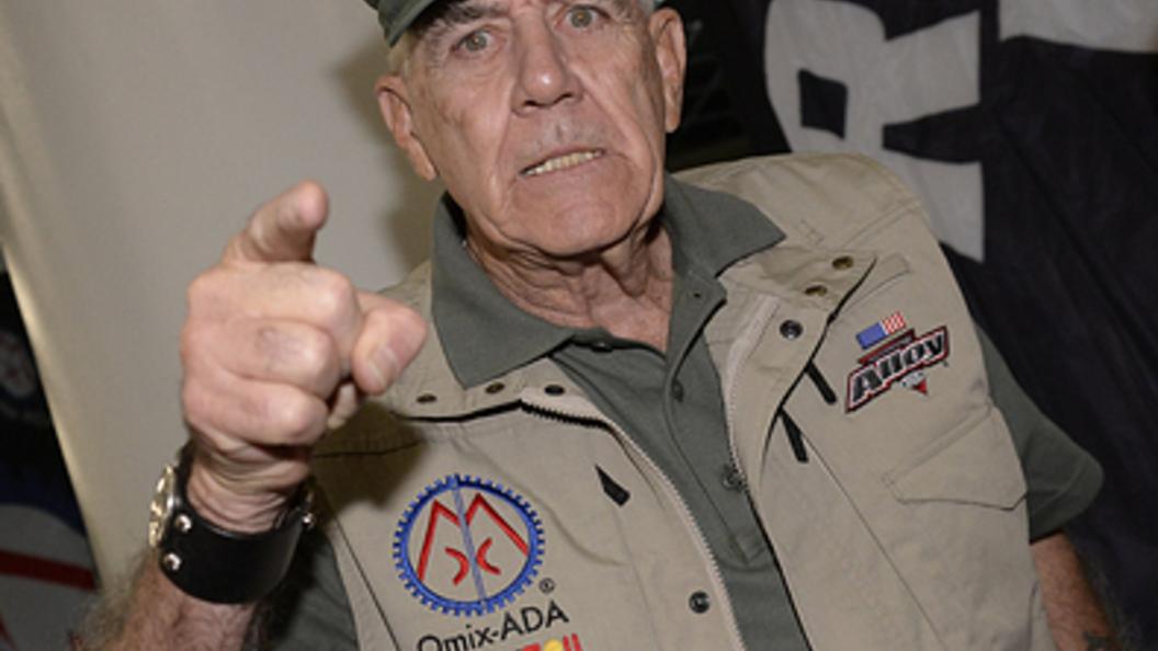 Ушел из жизни сержант Хартман из «Цельнометаллической оболочки»