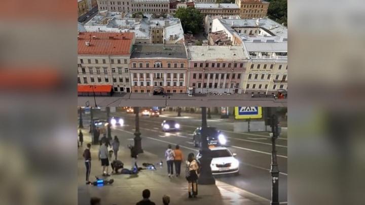 Глава СК поручил привлечь к уголовке гонщиков на электросамокатах, сбивших писателя в Петербурге