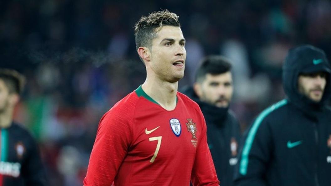 Дубль Роналду принес сборной Португалии победу над командой Египта