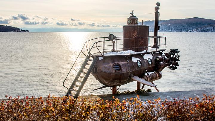 Может ли Украина в подводный флот