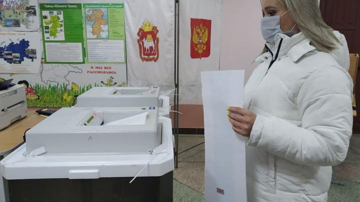 В Свердловской области в первый день голосования явка превысила 20%