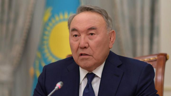 Назарбаев стал почётным гостем парада Победы в Москве