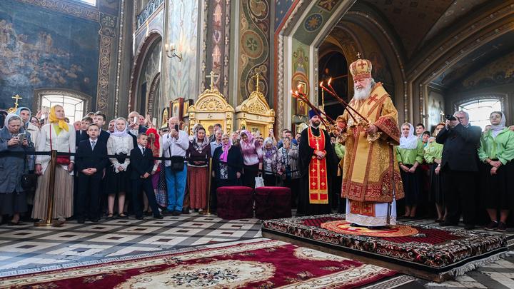 Господь провёл через многие испытания: Патриарх Кирилл рассказал о главном выводе своего полувекового монашества