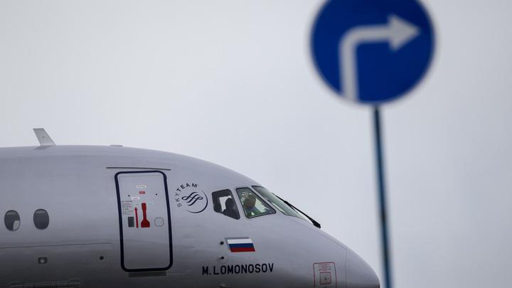 Ничего себе живучесть у самолёта: Сухой Суперджет чудом приземлился с 30 пробоинами фюзеляжа - источник