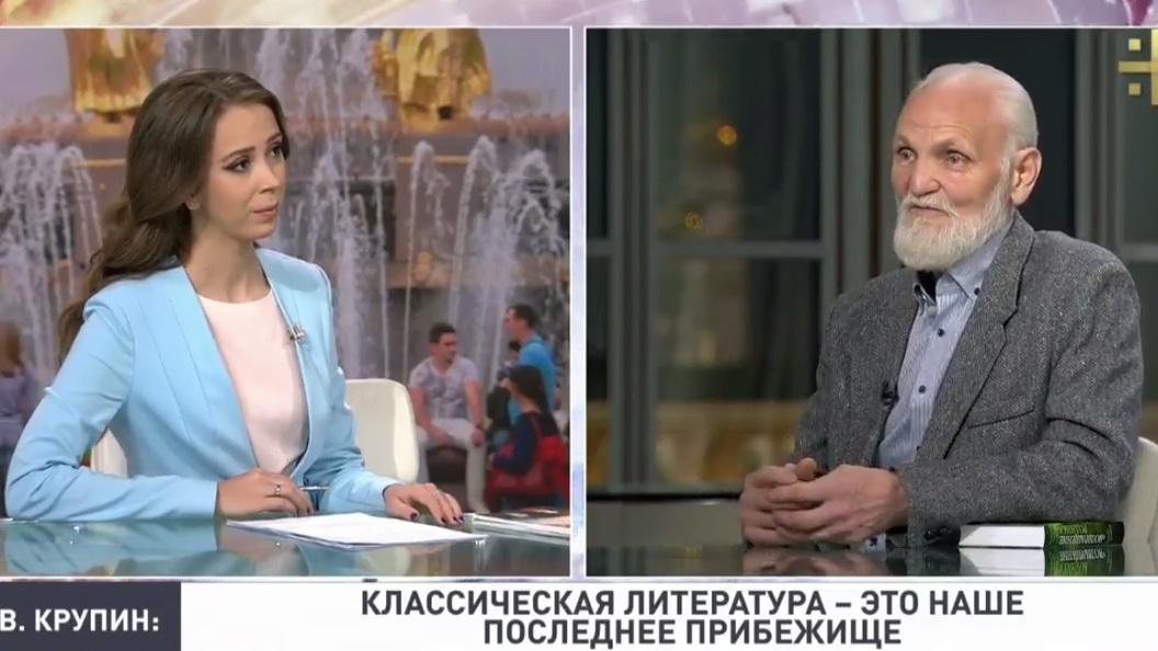 Владимир Крупин: Современный театр даже не ниже вешалки - ниже кассы опустился