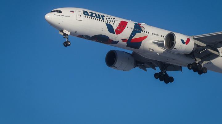 Час кружили над аэропортом: В Барнауле нештатно приземлился Boeing с проблемными закрылками