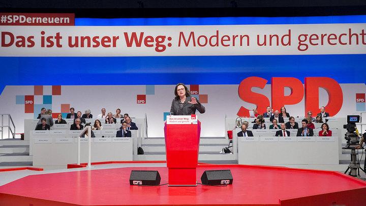 Социал-демократы углубляют кризис в Германии