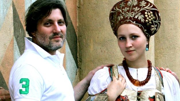 Художник Иван Глазунов: Народная культура — ключ к пониманию самих себя