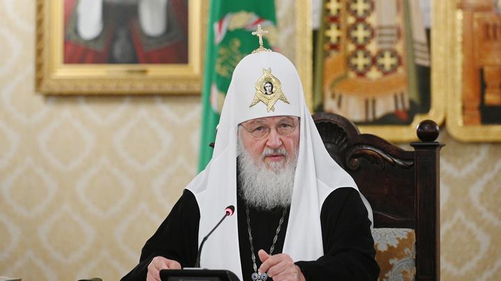 Почему молодежь так легко поддалась?: Патриарх Кирилл о причинах конфликта в Екатеринбурге и вынесенных уроках