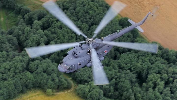 Армейская версия вертолета Ми-38Т впервые «почувствовала небо» - Ростех
