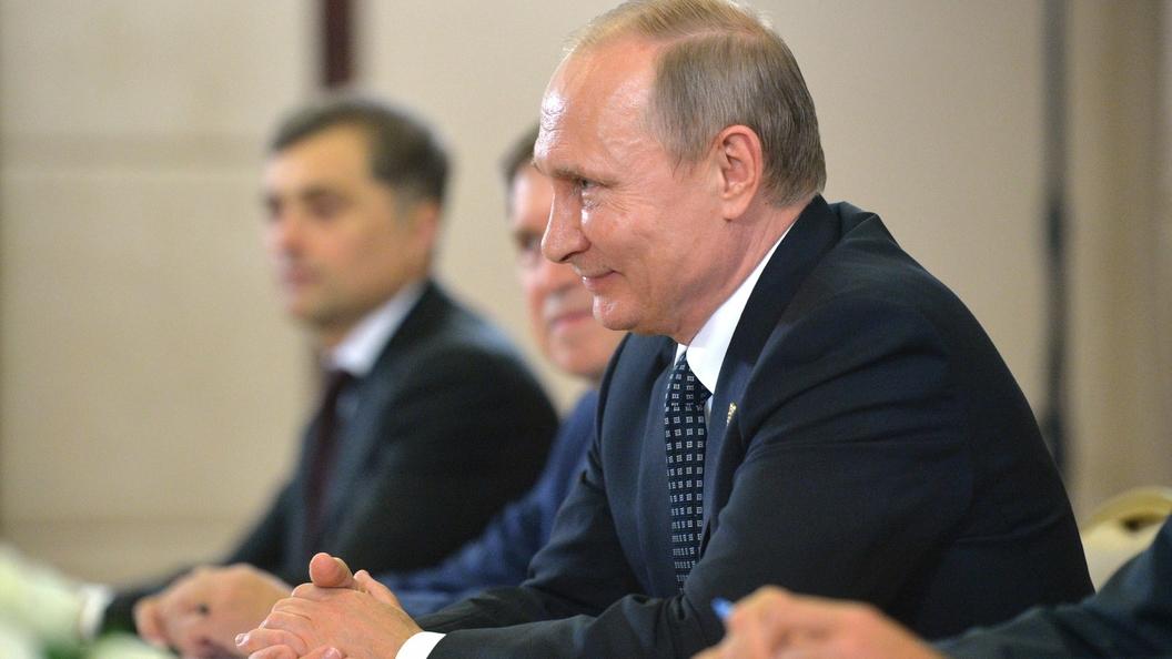 Путин навстрече сМакроном иМеркель обсудит ситуацию вгосударстве Украина  — Ушаков