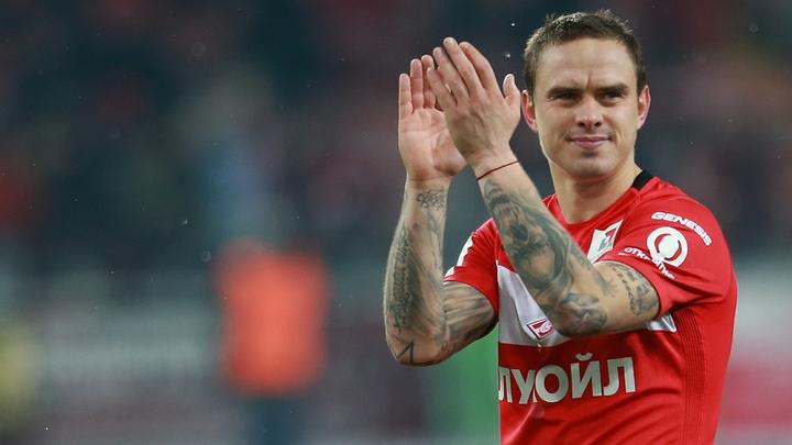 Андрей Ещенко: У Спартака на всех позициях есть хорошие игроки, чем не могут похвастаться другие клубы