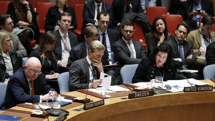 Россия призвала в пятницу 13-го обсудить в СБ ООН угрозу миру