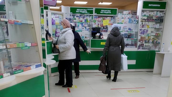 Во владимирских аптеках нет дешевых антибиотиков, зато завезли противовирусные по 10 000 рублей