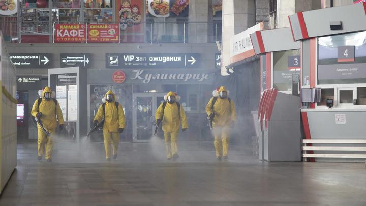 Пока Запад хоронит русских, коронавирус сдаётся России: Оперштаб радует цифрами