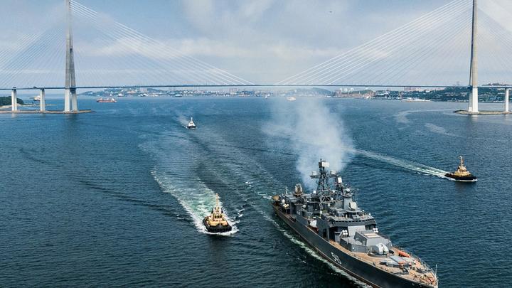 США ждёт неприятный сюрприз в Тихом океане: Военные корабли России уже на позиции