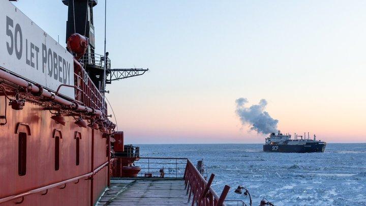 Русские оценили шансы США закрепиться в Арктике: Нельзя запретить мечтать