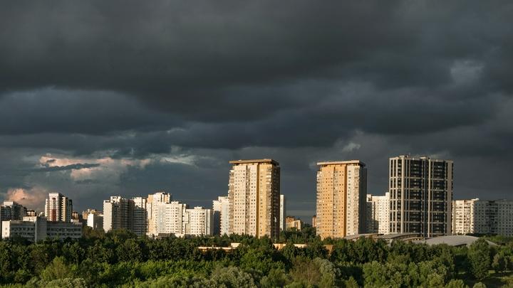 В Ростовской области ожидаются сильные ливни