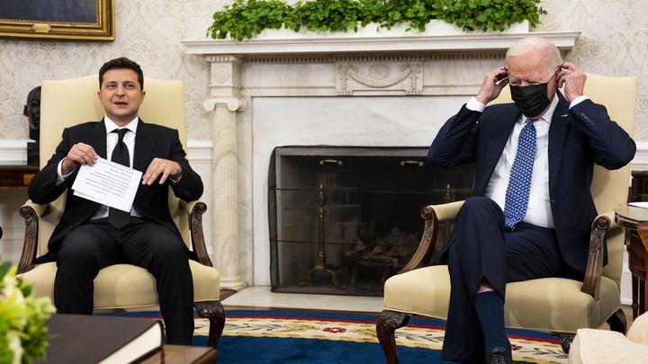Опасный самообман: Политолог объяснила, как Зеленский из США поставил под удар украинцев