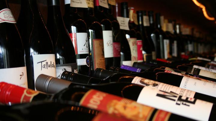 Роспотребнадзор запретил ввоз грузинского вина  восьми производителей
