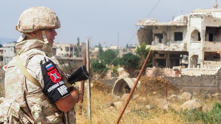 Пока Идлиб не очистят от террористов, русские военные не будут в безопасности
