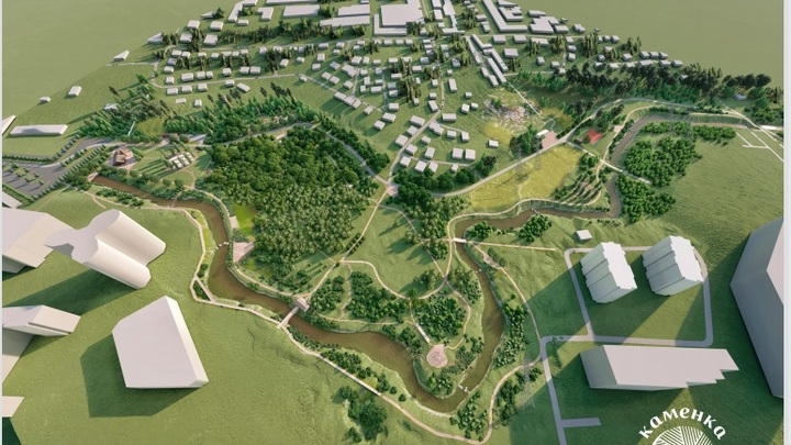 Первый в России уникальный ландшафтный парк на болоте создадут в Новосибирске