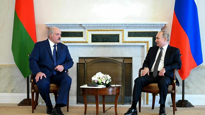 Владимир Путин лично анонсировал новую встречу с Лукашенко
