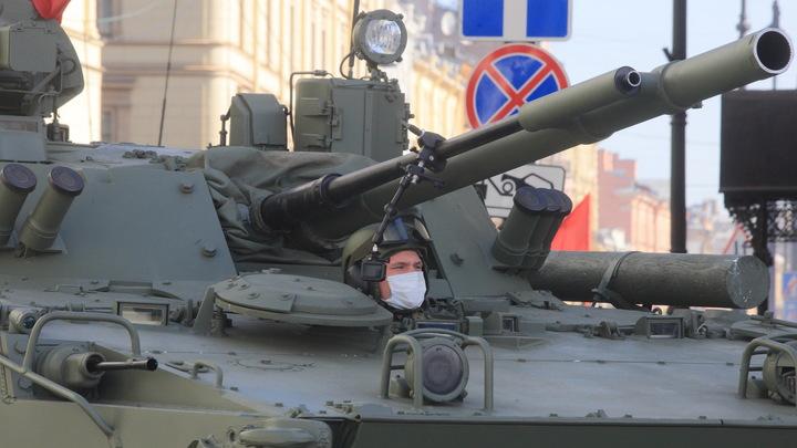 Парад Победы 9 мая 2021 года в Екатеринбурге: онлайн-трансляция