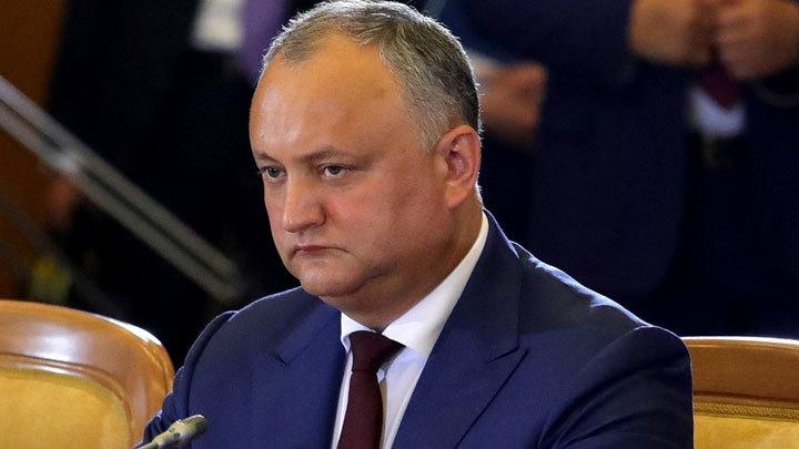 Молдавия вновь осталась без президента