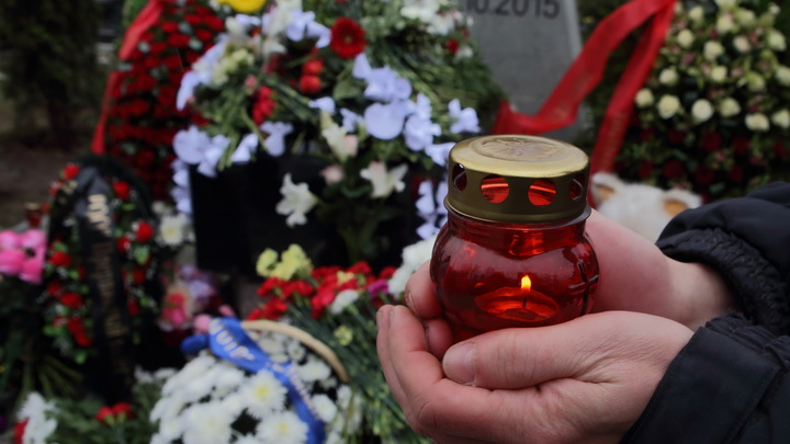 В Санкт-Петербурге почтут память жертв авиакатастрофы над Синаем