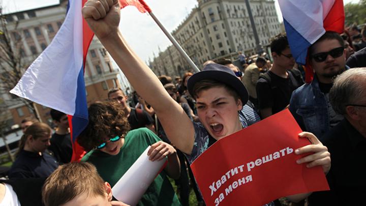 «Так будет ли революция?»: Либерально-коммунистический заговор