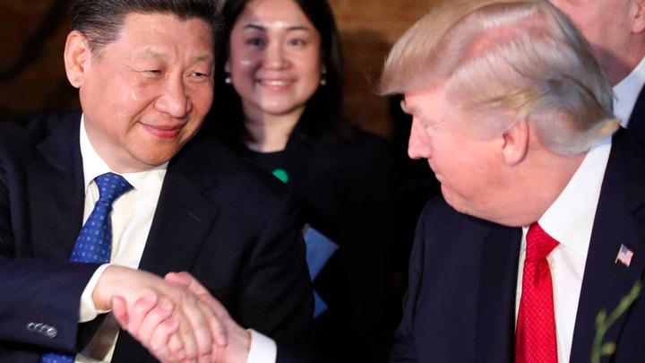 Си Цзиньпин объяснил Трампу, что мир лучше войны