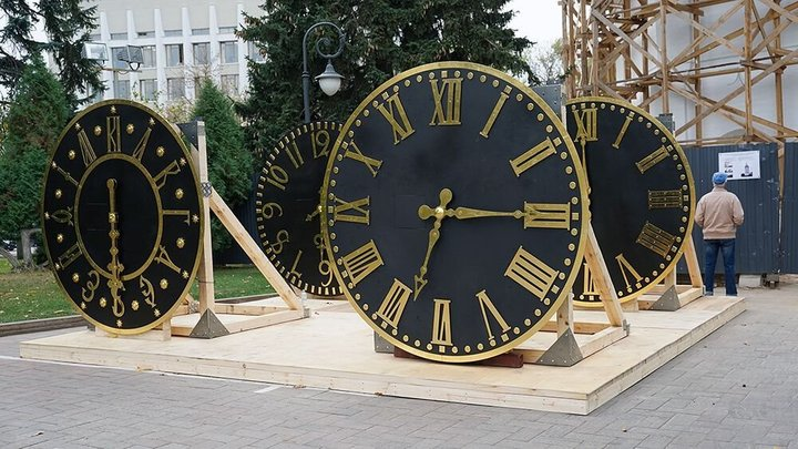 12 июня в Нижегородском кремле откроется новая колокольня